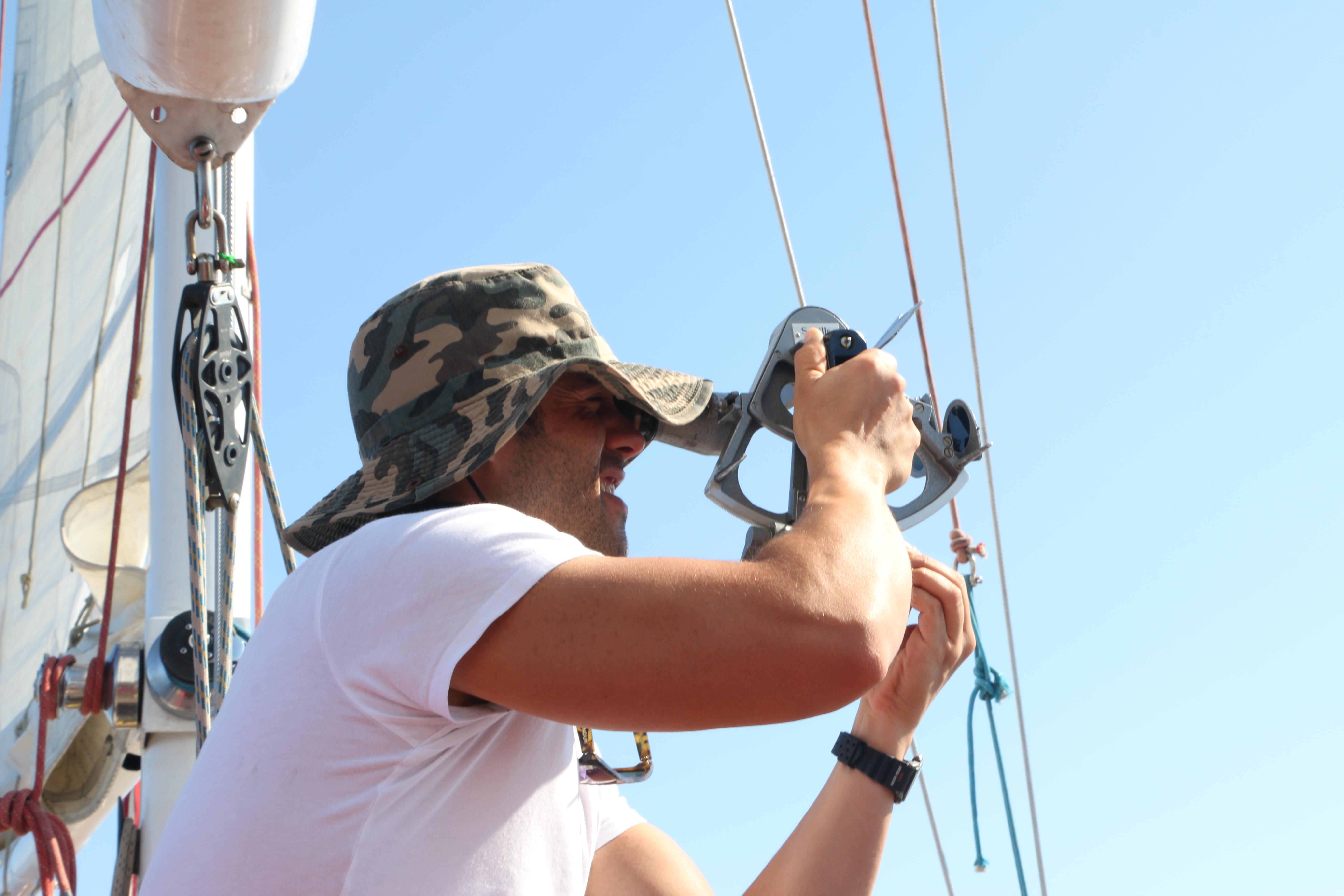 RYA Yachtmaster Ocean Package