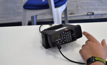 RYA/MCA VHF Radio Operation SRC (Short Range Certificate)