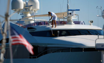 5 Week Super Yacht Deckhand Package